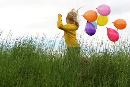 Child_balloons - Fotolia.com